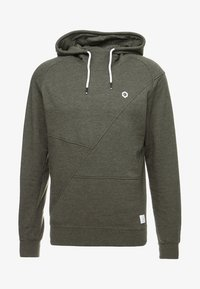 Jack & Jones - JCOPINN HOOD REGULAR FIT - Luvtröja - rosin melange - 4