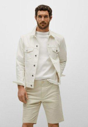 Shorts - gris claro/pastel