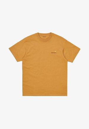 AMERICAN SCRIPT - Basic T-shirt - winter sun
