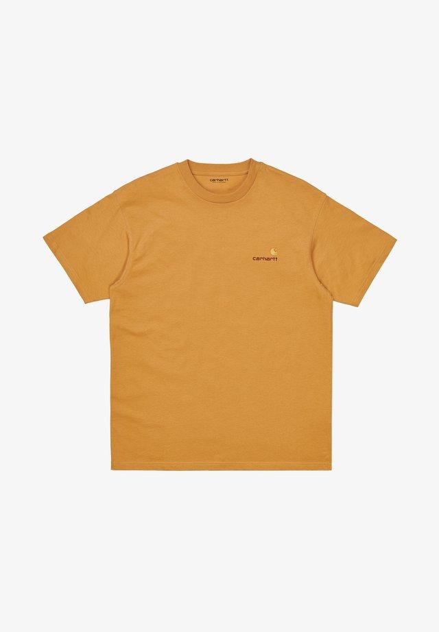 AMERICAN SCRIPT - T-shirt basic - winter sun