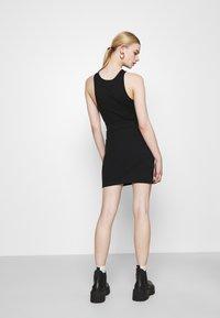 Even&Odd - 2 PACK - Mini skirt - black/khaki - 2