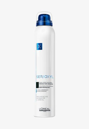 SERIOXYL SPRAY SCHWARZ - Hair colour - -