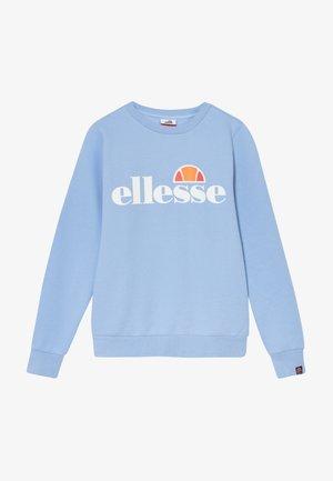 SUPRIOS - Sweatshirt - light blue