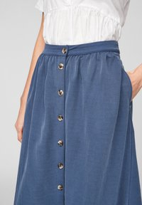 s.Oliver - A-line skirt - faded blue - 3