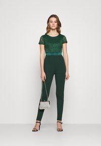 WAL G. - JOSIE BAND  - Jumpsuit - forest green - 1