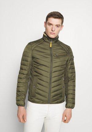 HYBRID JACKET - Light jacket - olive night green