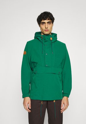 MOUNTAIN OVERHEAD - Windbreaker - oregon green