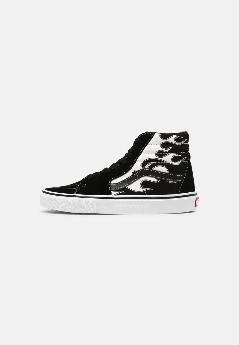 Vans - SK8-HI UNISEX - Vysoké tenisky - black/white