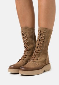 Felmini - EXTRA - Lace-up boots - marvin stone - 0