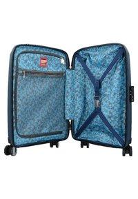 Hardware - BUBBLES  - Wheeled suitcase - black - 4