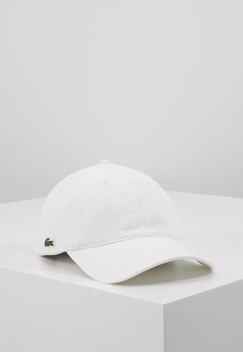 Lacoste - Caps - white