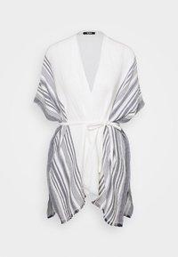 Zign - Beach accessory - white/blue - 0