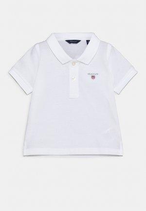 THE ORIGINAL RUGGER UNISEX - Polo shirt - white