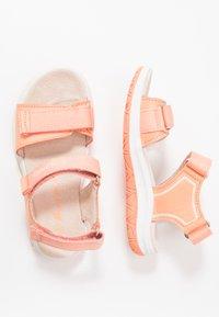 Viking - OLIVIA - Walking sandals - coral/light pink - 1