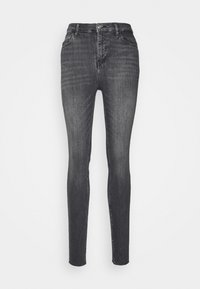 River Island Tall - Straight leg jeans - grey - 3