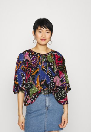 UNDER THE SEA BLOUSE - Pusero - multi