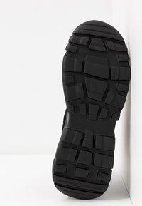 GARMENT PROJECT - Baskets montantes - black - 6