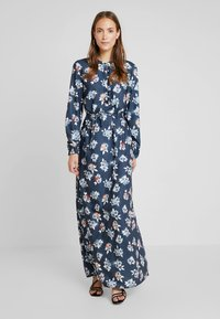 Taifun - Maxi dress - deep lake - 0