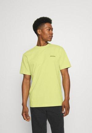 LORETTO TEE - T-shirt med print - mellow green