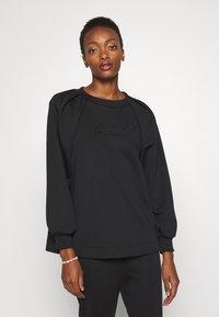 Alberta Ferretti - Sweatshirt - black - 0