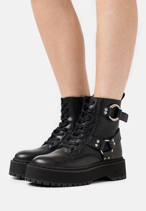 VMSELMA BOOT - Stivaletti texani / biker - black
