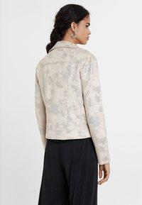 Desigual - CHAQ ASTRID - Blazer jacket - white - 2