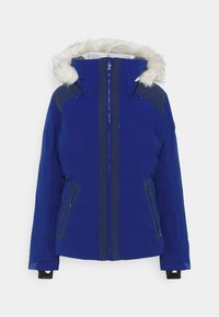 Roxy - CLOUDED - Snowboard jacket - mazarine blue - 0