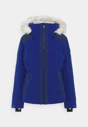 CLOUDED - Snowboard jacket - mazarine blue