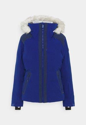 CLOUDED - Kurtka snowboardowa - mazarine blue