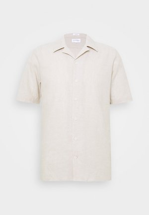 CASUAL RESORT  - Shirt - sand
