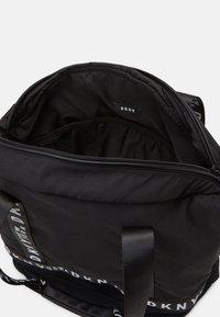 DKNY - HANDLE BAG - Tote bag - black - 2