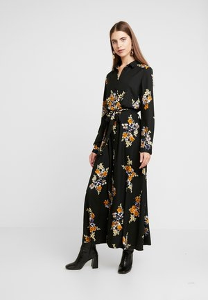 VMALLIE DRESS - Maxi dress - black
