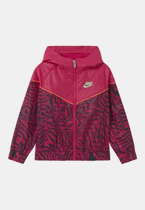 WINDRUNNER  - Training jacket - fireberry