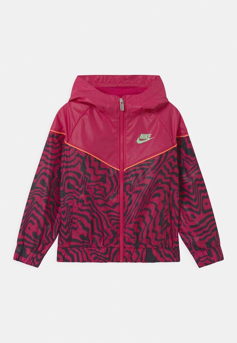 Nike Sportswear - WINDRUNNER  - Training jacket - fireberry