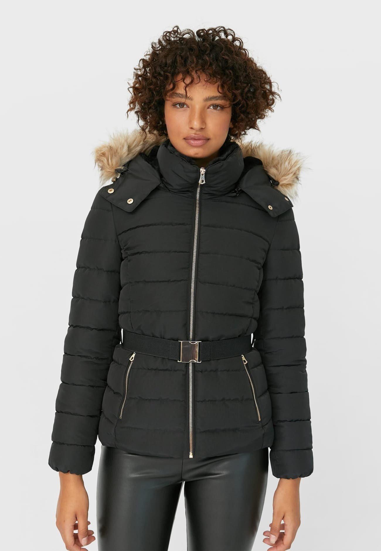 Femme Veste d'hiver