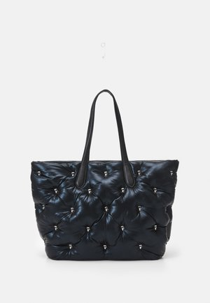 IKONIK 3D MULTI PIN TOTE - Shopping Bag - black