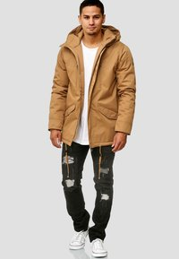 INDICODE JEANS - Winter jacket - brown - 1