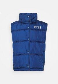 N°21 - EXCLUSIVE VEST - Chaleco - blue navy - 5