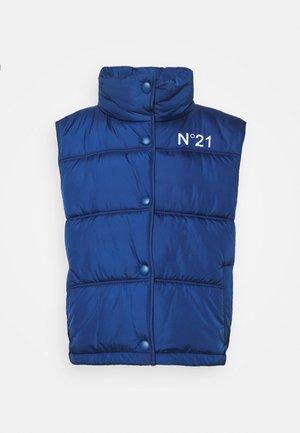 EXCLUSIVE VEST - Waistcoat - blue navy