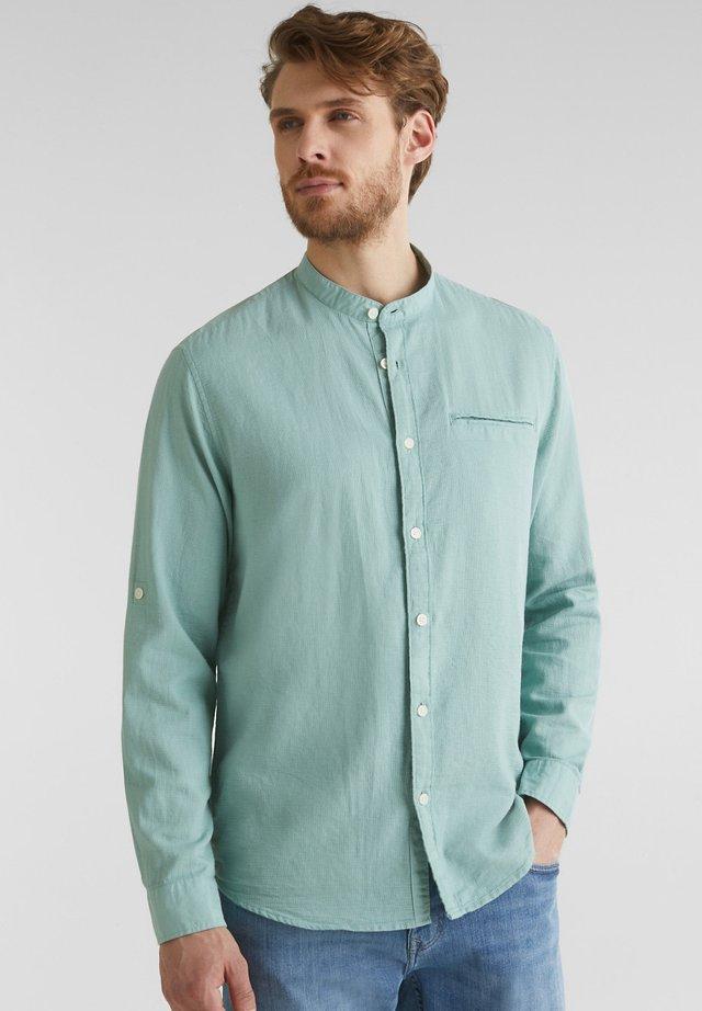 Hemd - dusty green