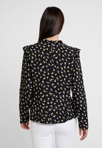 Aaiko - FRANCE FLOWER - Blouse - black - 2