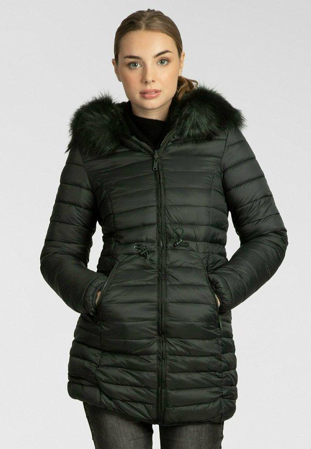 Veste d'hiver - alpin grün