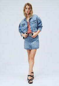 Pepe Jeans - RIDGE - Denim jacket - blue - 1