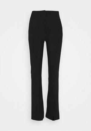 ENMEINUNG PANTS - Leggings - Trousers - black