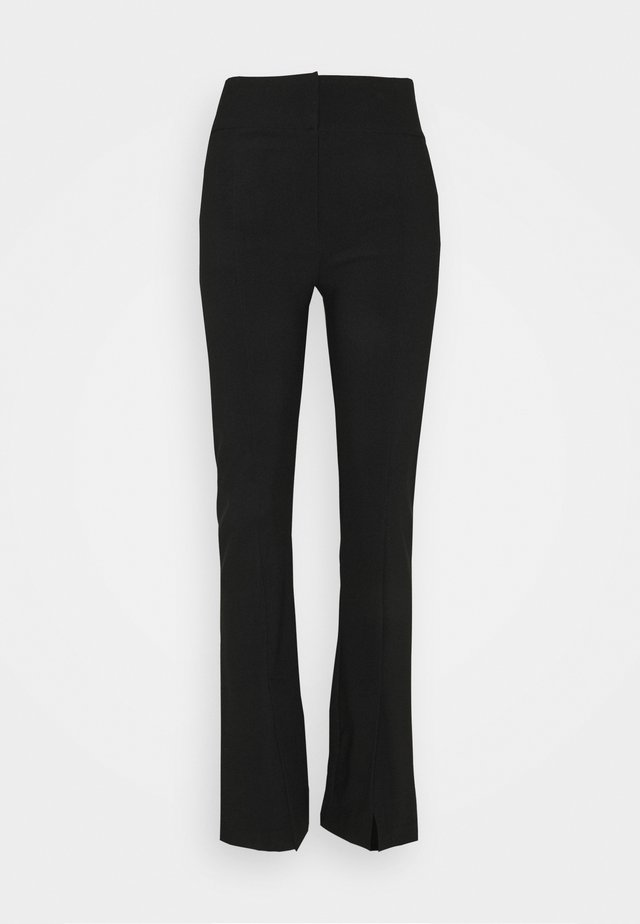 ENMEINUNG PANTS - Leggings - black