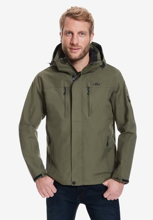 HARSTAD - Outdoor jacket - olive night