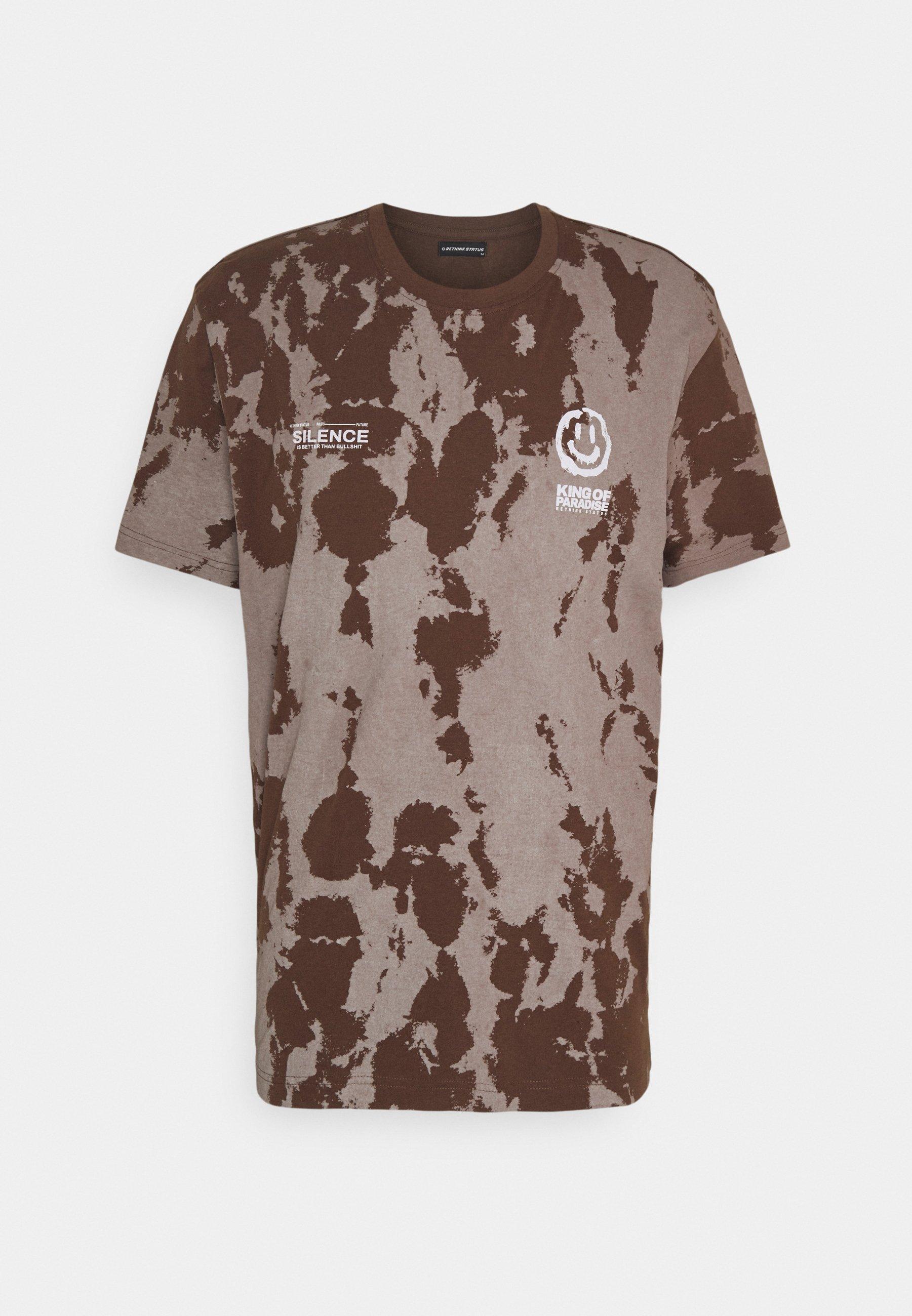 Men REGULAR FIT UNISEX - Print T-shirt