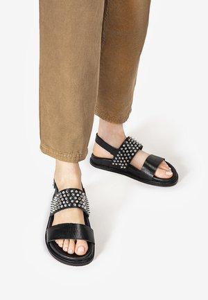 Sandals - mntrl black mono nbm