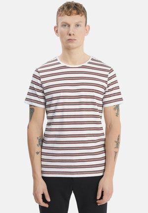 T-shirt print - poinciana
