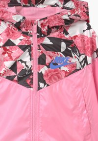 Nike Sportswear - WINDRUNNER - Veste de survêtement - pink/royal pulse - 4